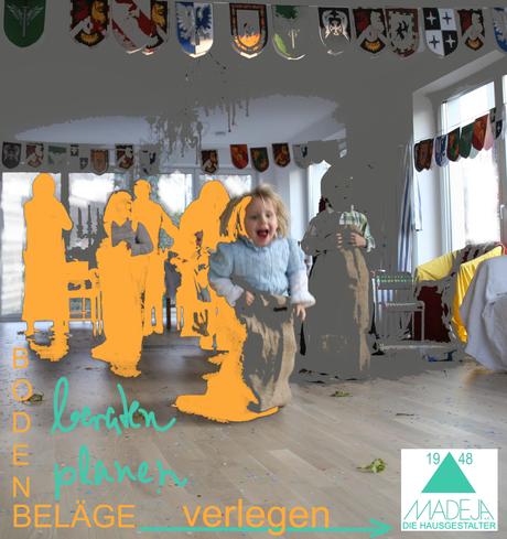 Bodenbeläge Holz , Vinyl , Designboden , Laminat