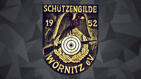 Foto Simon Scharf - Logo SG Wörnitz - Sommerbiathlon Schützen SG Wörnitz Schützengilde