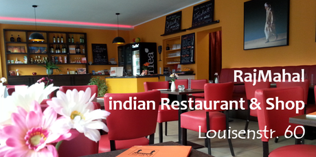 Guestroom of RajMahal - indian Restaurant & Shop(Louisenstr. 60, 01099 Dresden)