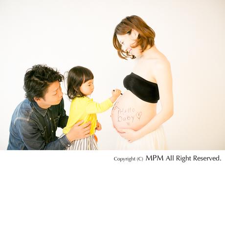 マタニティフォト 滋賀 ©MPM All Right Reserved