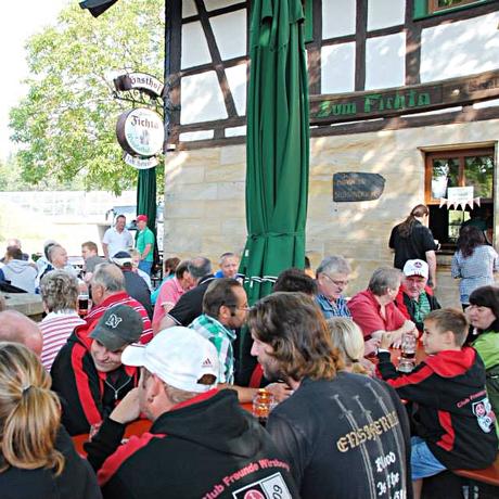 Bierwanderung Weiglatal - Lindenhardt - Leups - Büchenbach / Ferienwohnung Trockau
