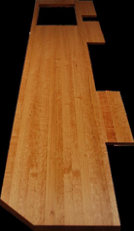 Küchenarbeitsplatten nach Ihren Wünsche - StadtwaldHolz