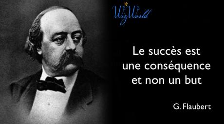 Le succès est une conséquence et non un but. Wizworld.fr