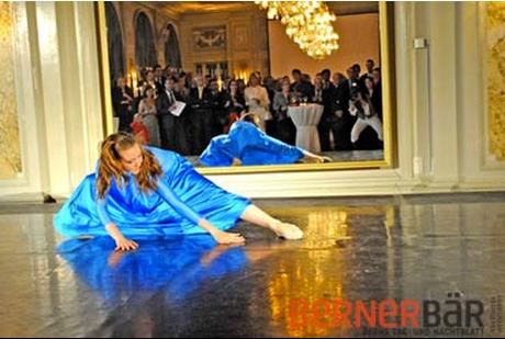 © Carmen Weder, Fotografie, Bern - Bernerbär, AS Ballett, Europatag, Hotel Bellevue