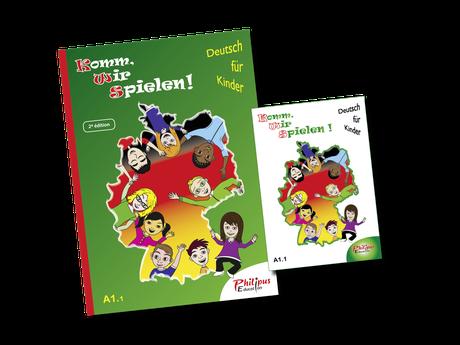 Coursebook KOMM, WIR SPIELEN
