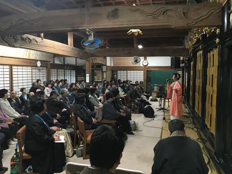 【過去の仏教婦人会 大会の様子】