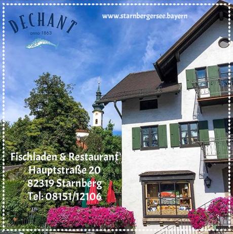 eines der besten Fischrestaurants von Deutschland ist in Starnberg