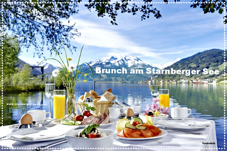 Brunch am Starnberger See