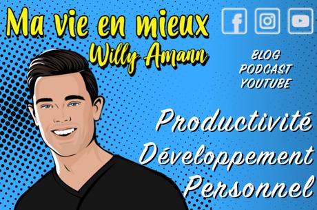 """Blog """"Ma vie en mieux"""" productivité et développement personnel"""