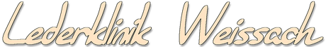 Logo Lederklinik Weissach