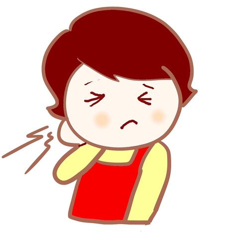 口が空かない、カクカク音がするなどの症状は、顎関節症かもしれません。