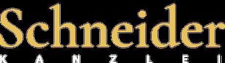 Logo Kanzlei Schneider