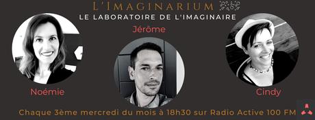 imaginarium laboratoire de l'imaginaire radio active live toulon var artistes noémie béatrice