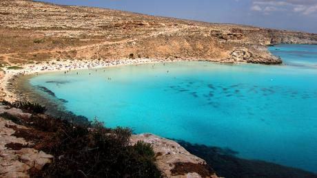 Le spiagge pi`belle della Sicilia