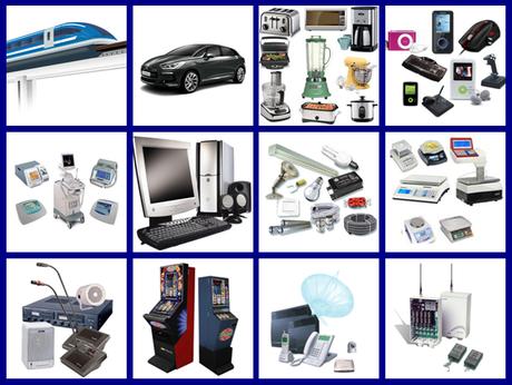 Sectores de actividad de Consultoría de Compatibilidad Electromagnética