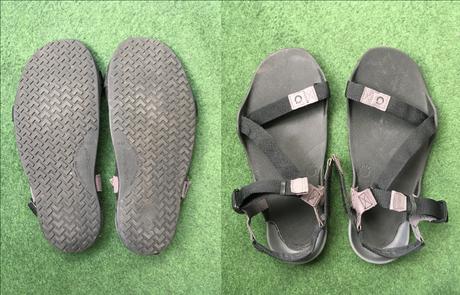 Xero Shoes Amuri Z-Trek Barefoot Sandals