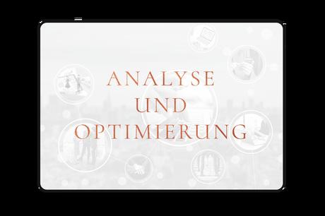 Analyse und Optimierung von Produktions- und Dienstleistungsprozessen