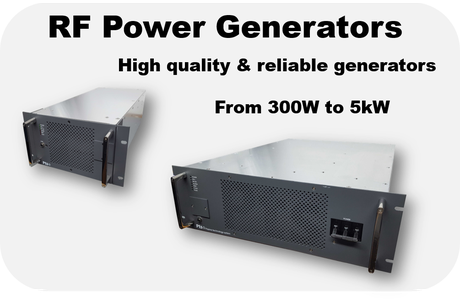 13.56MHz RF power generators for plasma applications