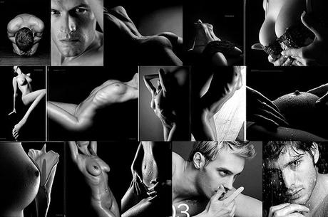 Aktfotograf aus Hannover fotografiert Aktfotos und erotische Fotos im Fotostudio in Hannover