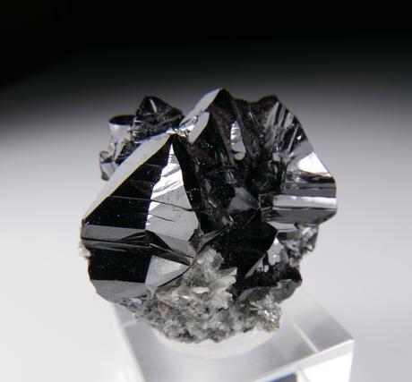 fine cassiterite specimen