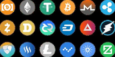 Es gibt zahlreiche verschiedene Kryptowährungen