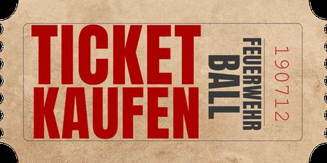 Tickets für Feuerwehrball der Wiener Berufsfeuerwehr