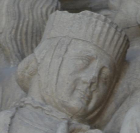 Fig 1. Début XIIIe, Cathédrale de Chartes. (Photo Sihame Cornetet, Cité de l'Architecture)