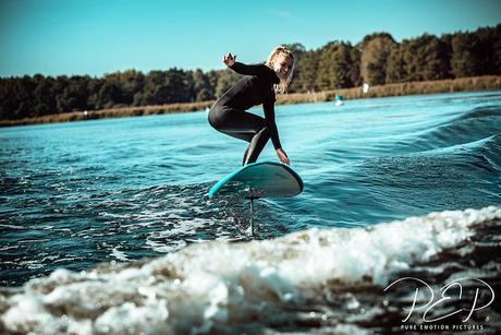 foil-surfen