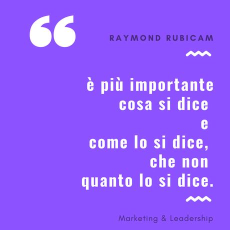 Raymond Rubicam e la pubblicità creativa