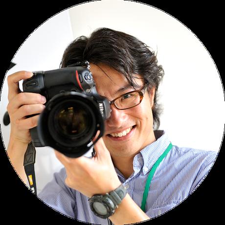 鍋坂氏の顔写真