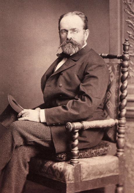 ラインベルガー。1880年頃