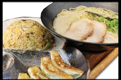 大分慶珉の定食