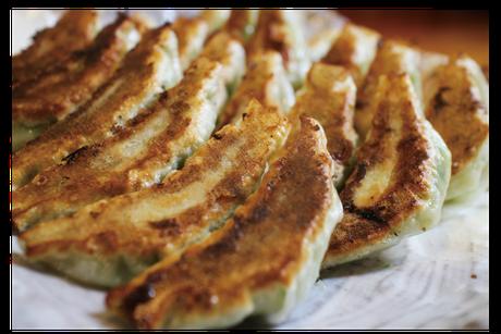 慶珉の餃子は創業40年変わらぬ伝統の味