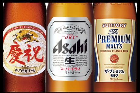 瓶ビール・ノンアルコールビール