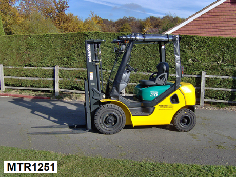 2ton Diesel Forklift Hire in Kent