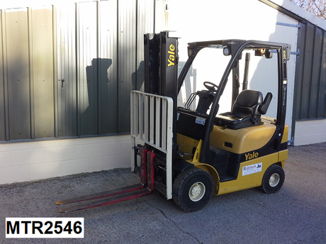 2.0 Ton Diesel Forklift Hire for Kent and Sussex