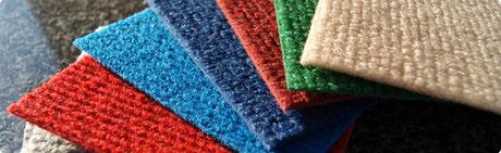 Teppiche Rips-meliert für Messen, Events und Veranstaltungen von expoCarpets & more