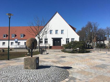 Bild: Gemeindehaus Dranske