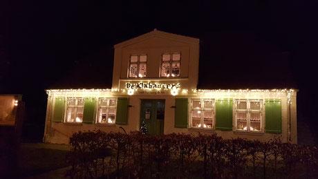 Fischland Wustrow Ostsee Mecklenburg Mecklenburg-Vorpommern Darß Krimi Corinna Kastner Weihnachten Kurzgeschichte Kapitänshaus
