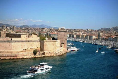 Havnebyen Marseilles