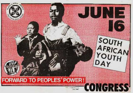 Mindeplakat om Sharpeville massakren i 1960
