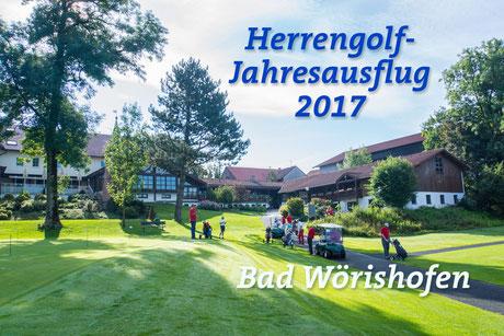 Herrengolf-Jahresausflug Bad Wörishofen