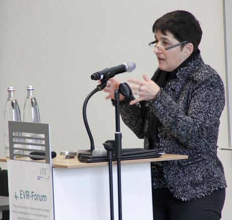 NRW-Gesundheitsministerin Barbara Steffens