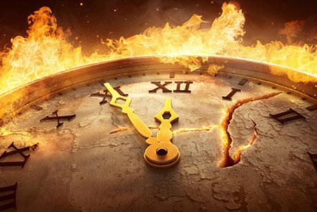 Nein Sagen, Schwäche, Wichtigkeit, Prioriesiere, Zeit nehmen, Tag 48 Stunden, Ergebnis visualisieren, Uhr, Zeiger, Fünf vor Zwölf