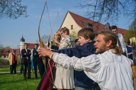 Bogenschießen für Jung und Alt