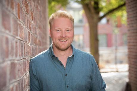 Agentur-Inhaber Fabian Köster