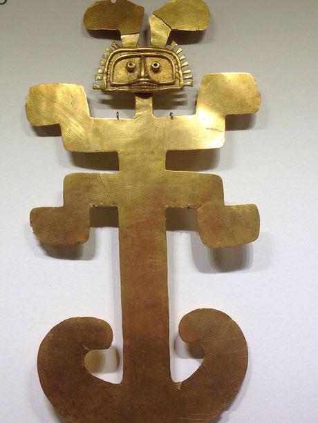 Präkolumbianische Kunst aus Gold