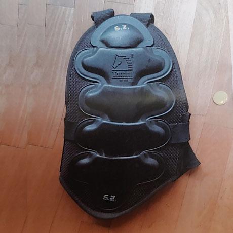 Kinder Reit Rückenschutz zu verkaufen