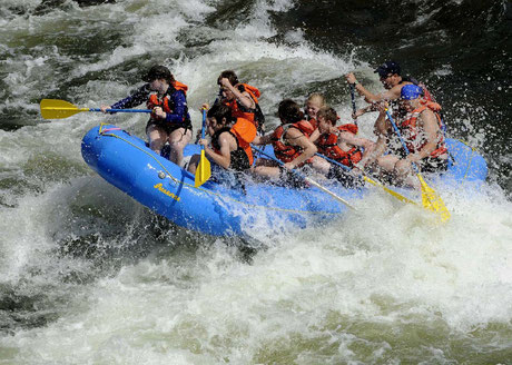 Enhance the opportunity to be safe and enjoy America's whitewater resources.