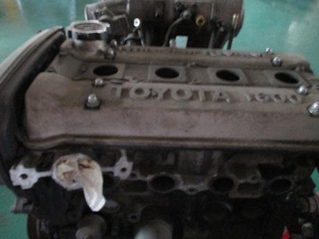 AE86 4AG リビルトエンジン製作
